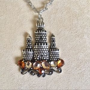 🏰  Castle Necklace 🏰